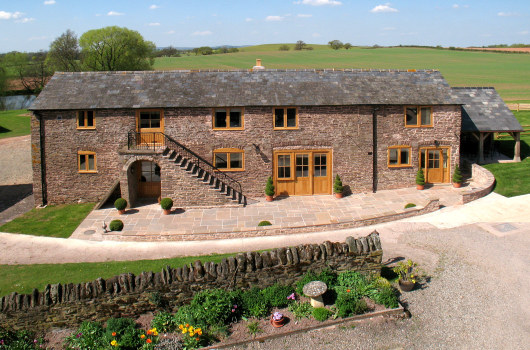 Monkhall Holiday Cottages, Herefordshire
